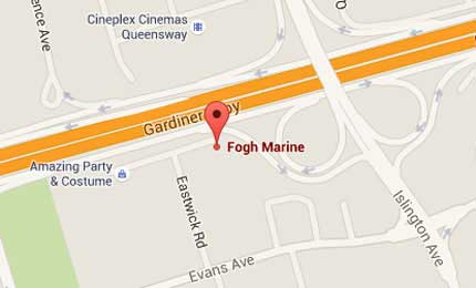 Fogh Marine Location